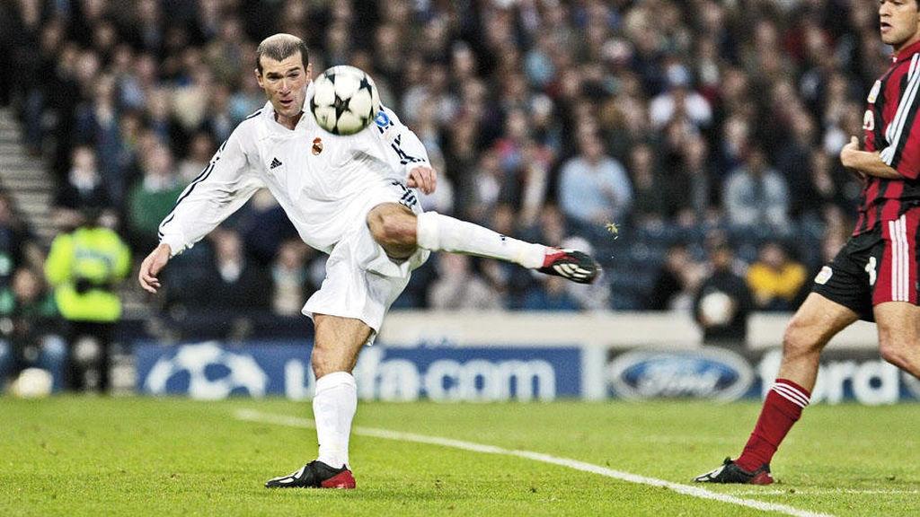 Cuando Zidane era el mejor de la historia